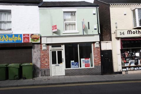 Shop to rent - High Street, Biddulph, ST8 6AP
