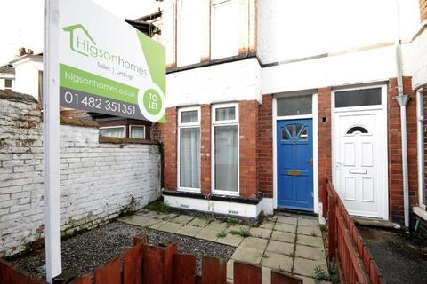 2 bedroom terraced house to rent - Salisbury Gardens, Hull