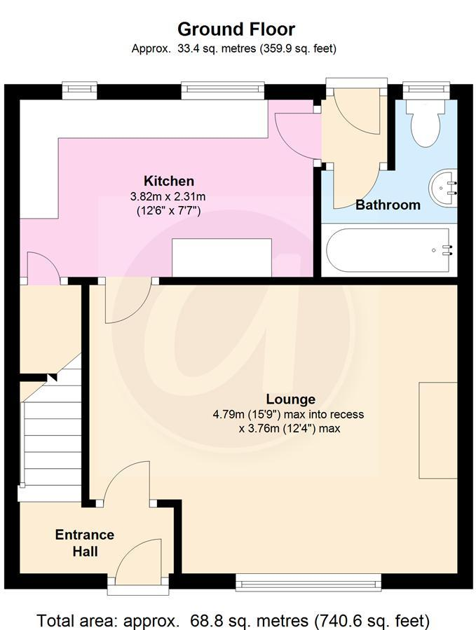 Floorplan 1 of 3: Ground Floor Plan