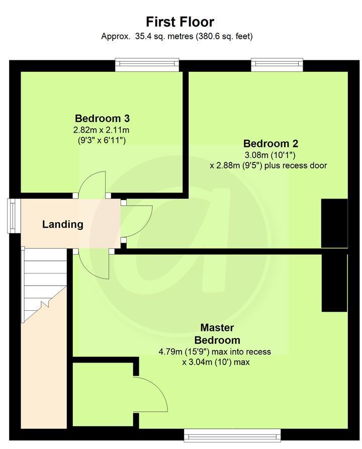 Floorplan 2 of 3: First Floor Plan