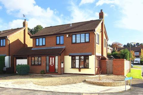 4 bedroom detached house for sale - WOMBOURNE, Rookery Road