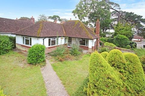 3 bedroom detached bungalow for sale - WALKFORD  CHRISTCHURCH