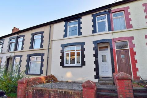3 bedroom terraced house for sale - Upper Francis Street, Abertridwr, Caerphilly, CF83