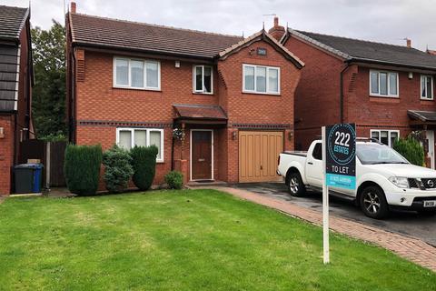 4 bedroom detached house to rent - Millport Close, Fearnhead, Warrington, WA2