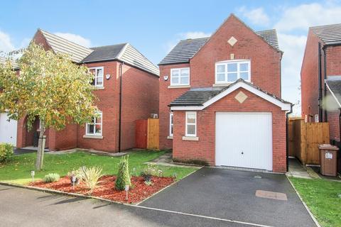 3 bedroom detached house for sale - Prestwick Close, St Helens, WA9