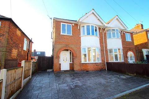 3 bedroom semi-detached house for sale - Ashdown Avenue, Leicester