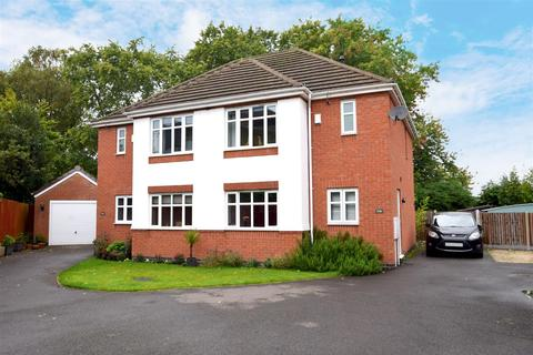 3 bedroom semi-detached house for sale - Chatsworth Crescent, Allestree, Derby