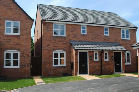 3 bedroom semi-detached house to rent - Wye close, Thurmaston