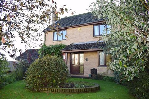 4 bedroom detached house for sale - Roundwood View, Christian Malford, Chippenham, Wiltshire, SN15