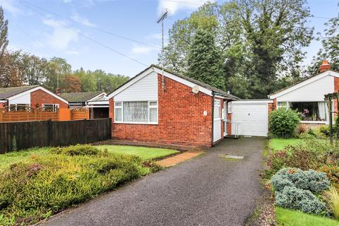 2 bedroom bungalow for sale - Hillside, Appleby Magna, DE12 7AB