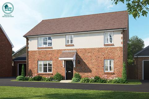 4 bedroom detached house for sale - Meadow Croft, Chapel End Road, Houghton Conquest, MK45