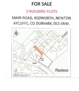 Land for sale - Main Road, Redworth,