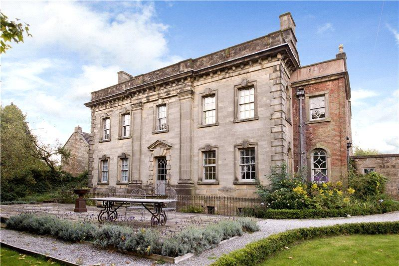 10 Bedrooms Unique Property for sale in Upper Lea, Lea, Matlock, Derbyshire, DE4