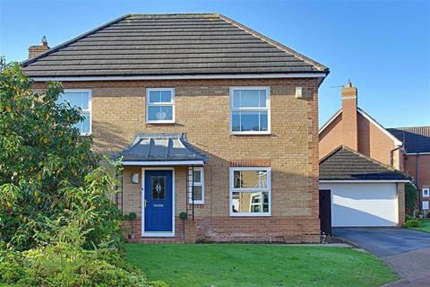 4 bedroom detached house for sale - Hammond Close, Marton