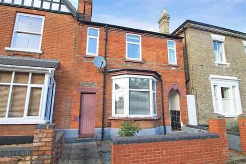 3 bedroom end of terrace house for sale - Castle Road, Bedford