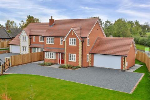 4 bedroom detached house for sale - Lewins Close, Twyford, Melton Mowbray, Leicestershire