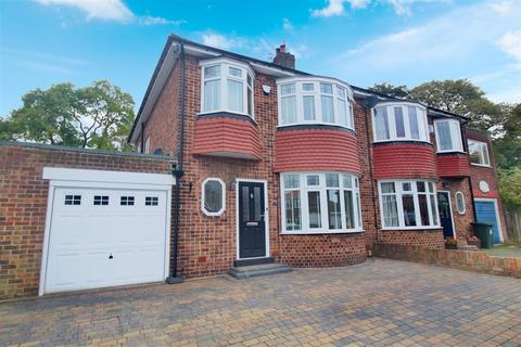 3 bedroom semi-detached house for sale - Otterburn Road, North Shields