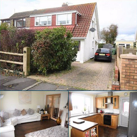 3 bedroom semi-detached house for sale - Beaufort Gardens, Kittle, Swansea
