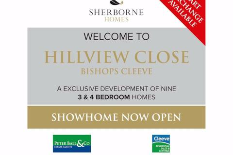 4 bedroom semi-detached house for sale - Hillview Close, Bishops Cleeve, Cheltenham, GL52