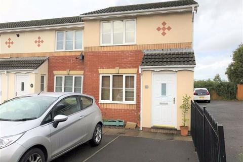 2 bedroom end of terrace house for sale - Charlotte Court, Swansea, SA1
