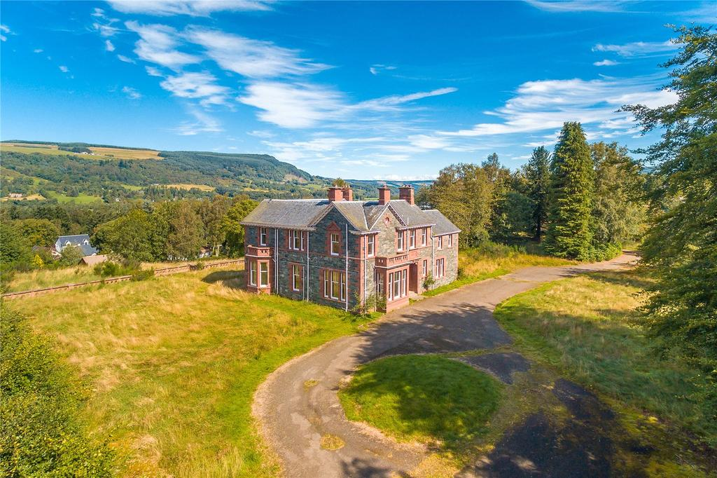 9 Bedrooms Detached House for sale in Dun Aluinn, Alma Avenue, Aberfeldy, Perthshire, PH15