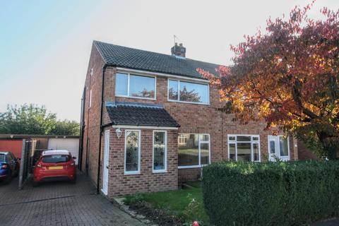 3 bedroom semi-detached house for sale - Claxton Avenue, Darlington