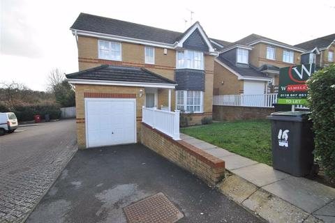 4 bedroom detached house to rent - Tymawr, Caversham Heights