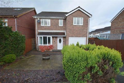 4 bedroom detached house for sale - Springfield Gardens, Aberdare, Rhondda Cynon Taff