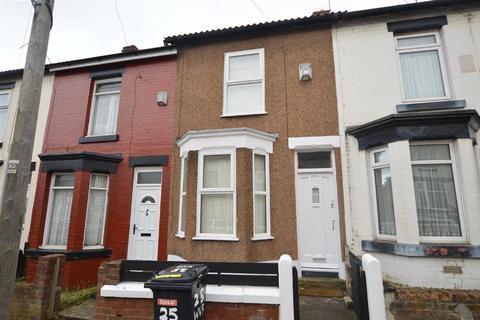 2 bedroom terraced house for sale - Woodville Road, Birkenhead, CH42