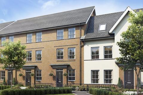 3 bedroom semi-detached house for sale - Plot 471, Stamford at White Building @ Chapel Gate, Kingsclere Road, Basingstoke, BASINGSTOKE RG21