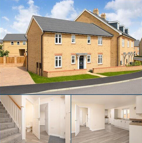 3 bedroom end of terrace house for sale - Plot 87, Enford at Willow Grove, Southern Cross, Wixams, Wilstead, BEDFORD MK42