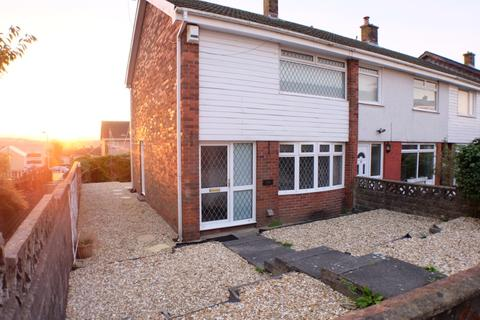 2 bedroom semi-detached house to rent - Hollett Road, Treboeth, Swansea, SA5 9EZ