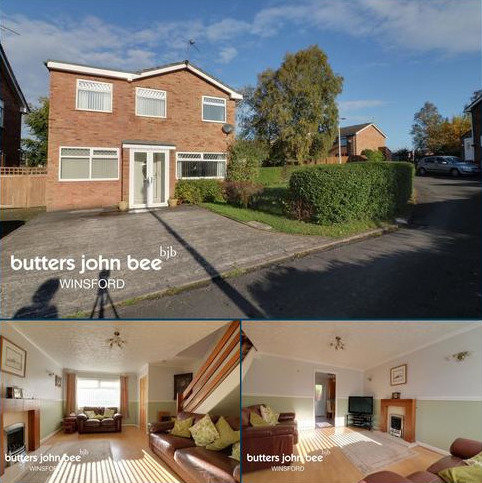 4 bedroom detached house for sale - Covert Close, Winsford