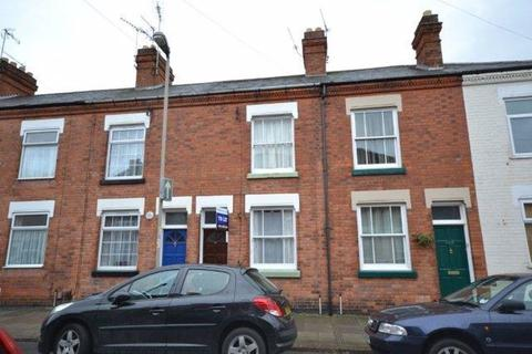 2 bedroom terraced house to rent - St Leonards Road, Clarendon Park, Leicester, LE2 3BZ