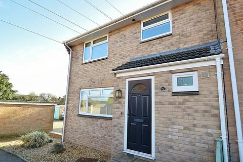 3 bedroom end of terrace house for sale - Northmoor