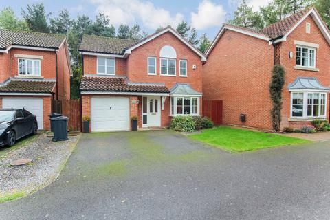 4 bedroom detached house for sale - Cherrytree Drive,  Newton Aycliffe, DL5 6GG
