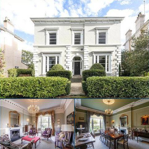 6 bedroom detached house for sale - Pittville Crescent, Cheltenham, Gloucestershire, GL52