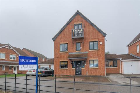 4 bedroom townhouse for sale - The Chequers, Consett, DH8 7EQ