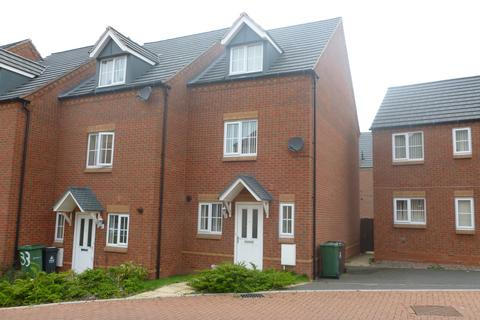 3 bedroom end of terrace house to rent - Eagleworks Drive, WALSALL, West Midlands, WS3