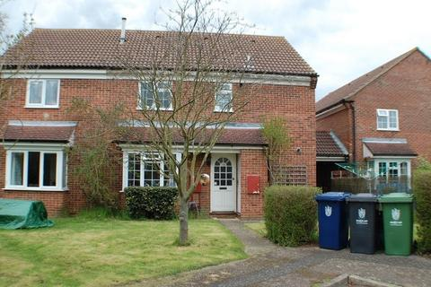 2 bedroom terraced house to rent - The Rowans
