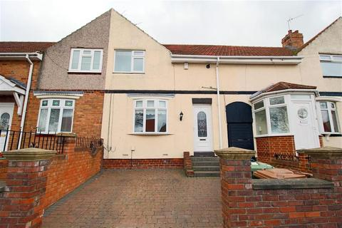 2 bedroom terraced house to rent - Shrewsbury Crescent, Sunderland, SR3 4AP