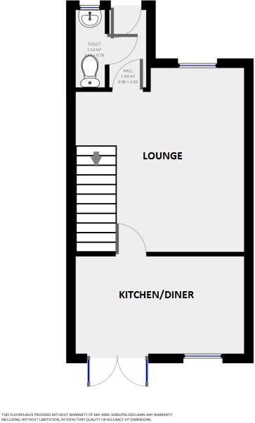 Floorplan 1 of 2: Floor Plan 1