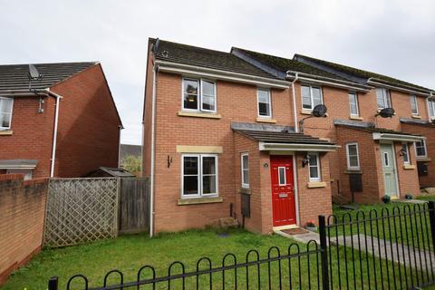 3 bedroom end of terrace house for sale - Powlesland Road, Alphington, EX2