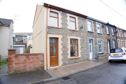 3 bedroom end of terrace house for sale - New Century Street, Tonypandy