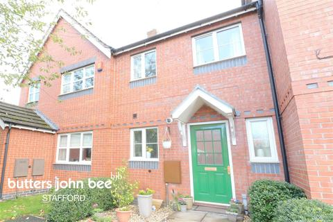 2 bedroom terraced house for sale - Marston Grove, Stafford
