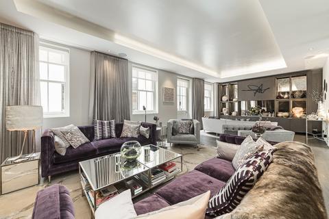 2 bedroom house to rent - Grosvenor Crescent Mews, Belgravia, London, SW1X