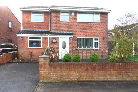 4 bedroom detached house for sale - Tern Close, Shevington Park
