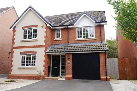 4 bedroom detached house to rent - Kipling Drive, , Melton Mowbray, LE13 1LW