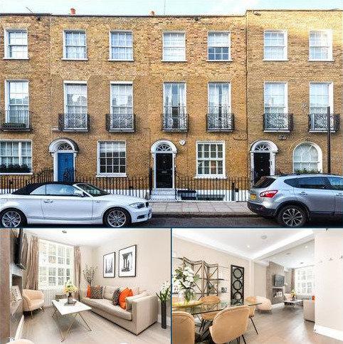 3 bedroom flat for sale - Cadogan Street, London, SW3