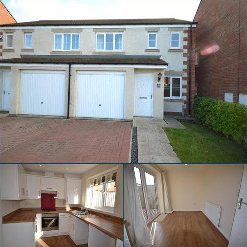 3 bedroom semi-detached house to rent - Sandringham Way, Newfield, Chester Le Street, Durham, DH2
